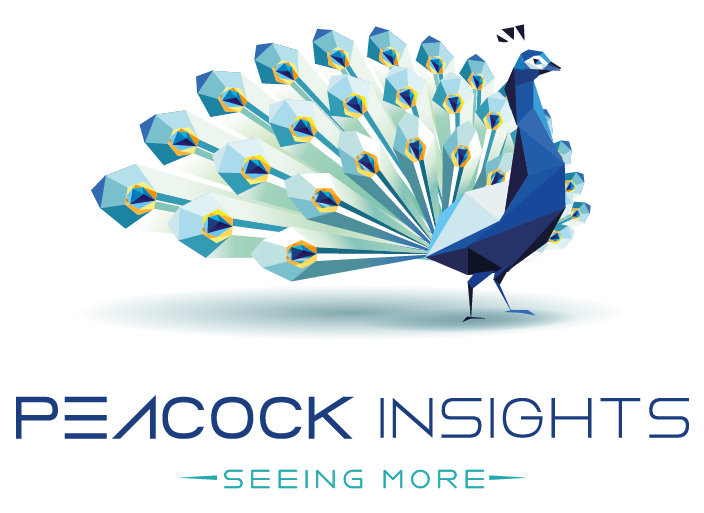 Logo Peacock Insights